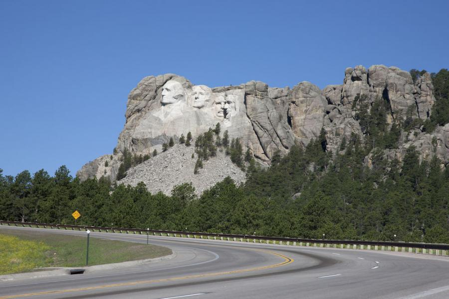 Phase 3 — the final phase — of the South Dakota Department of Transportation's (SDDOT) $24 million Mount Rushmore Road reconstruction project in Rapid City, which is being performed by Complete Concrete Inc., is well under way.