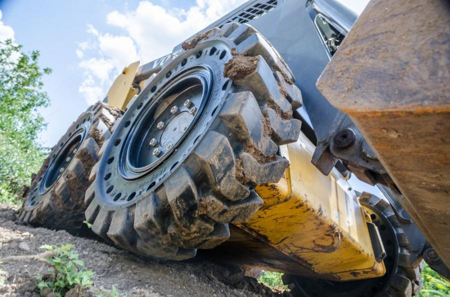 Out-of-pocket money for new tires obviously matters to you as an equipment owner. And your most trusted tire supplier will work with you to look at a range of quality vs. price options to meet your needs: tread depth, ply rating, sidewall gauge and more.