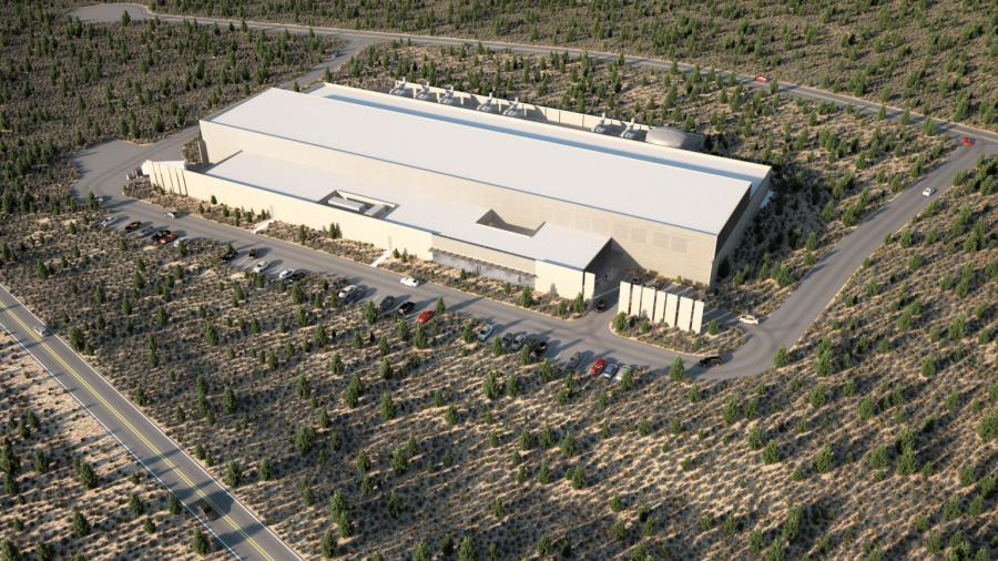 "So far, the tach giant has spent more than $1 billion at this location for the construction of three enormous facilities in addition to another ""cold storage"" building totaling 1.2 million sq. ft., Oregon Live reported."
