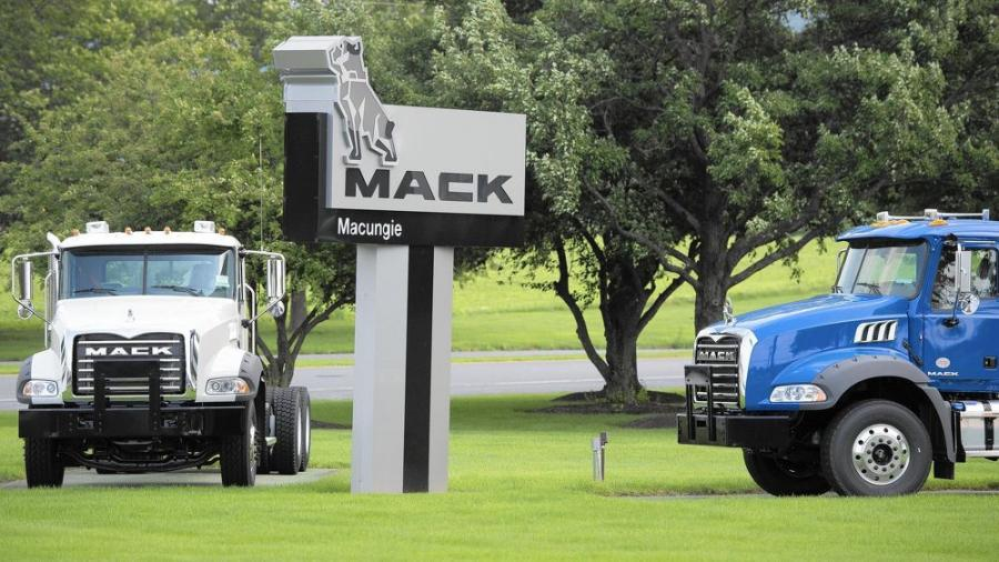 According to spokesman Christopher Heffner, Mack started the hiring process in October for jobs set to start Jan. 2. So far, the company has made offers to 345 potential employees.