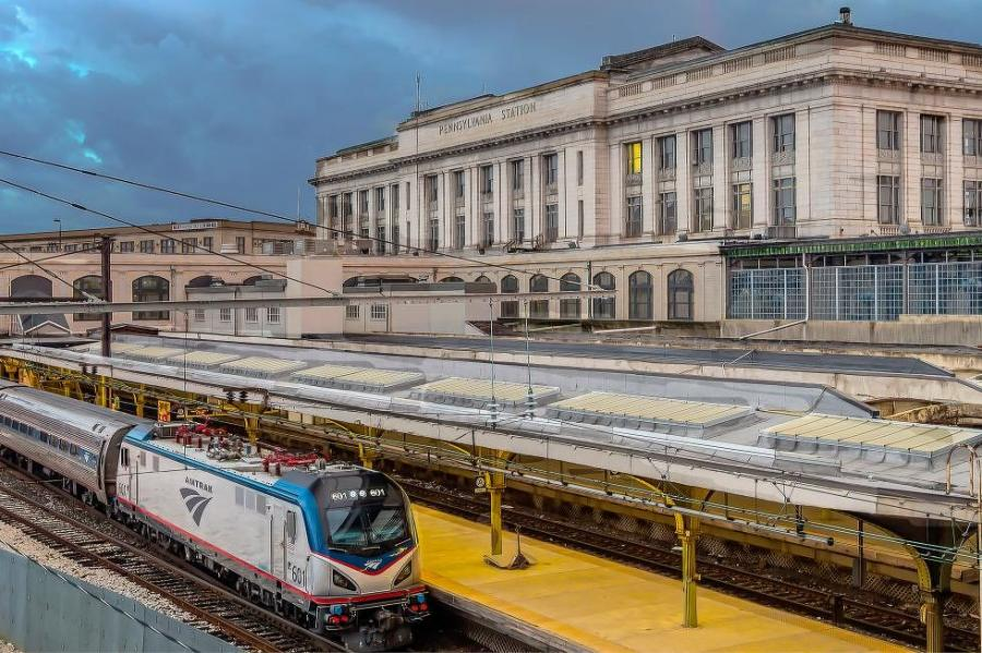 """There's this whole sense of entry to Baltimore, culminating in the station,"" Bill Struever, principal of Cross Street Partners, said. ""We're eager to take this greeting to Baltimore and make it wonderful."""