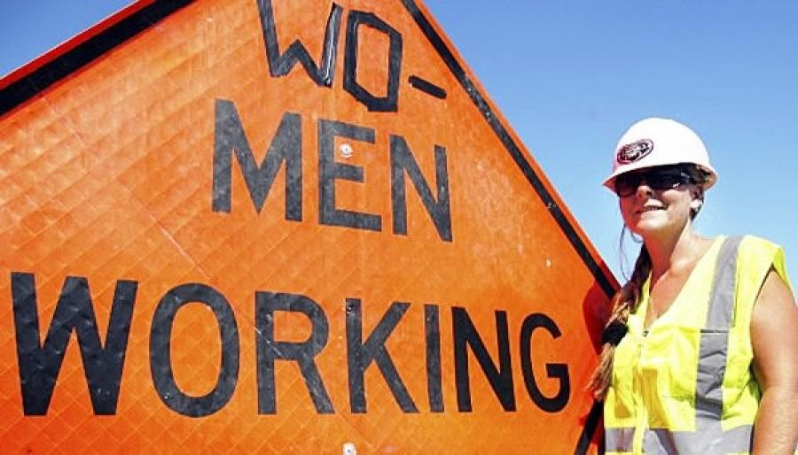 """Women represent a small, but growing segment of the construction workforce,"" said Deputy Assistant Secretary of Labor for Occupational Safety and Health Loren Sweatt."