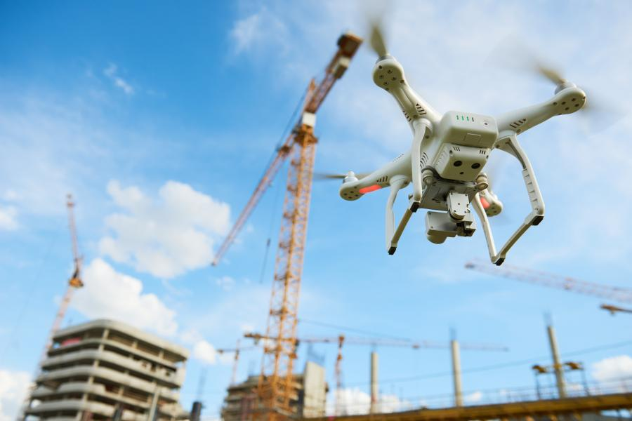 Technology has come a long way since the advent of GPS, and industrial leaders are increasingly incorporating mapping drones into their standard operating procedures because of their significant impact on cost savings and increased productivity. For construction, the sky is no longer the limit.