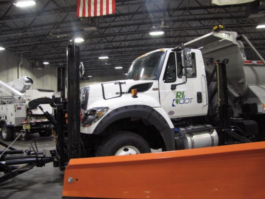 Due to a $100,000 grant received from the FHA's Road Weather Management-Weather Savvy Road Program, the department will outfit up to six trucks with innovative sensors to provide real-time data on air and pavement temperatures and humidity levels.