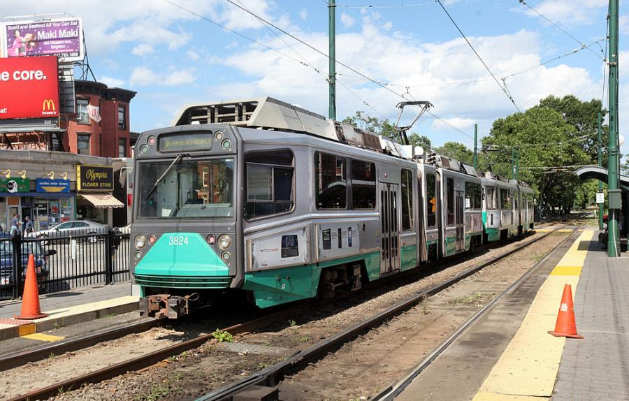 The grant represents the first installment of Capital Investment Grants (CIG) Program funding for the GLX after the Federal Transit Administration (FTA) signed a Full Funding Grant Agreement (FFGA) with MBTA for the 4.7-mile light rail line from Cambridge to Medford.