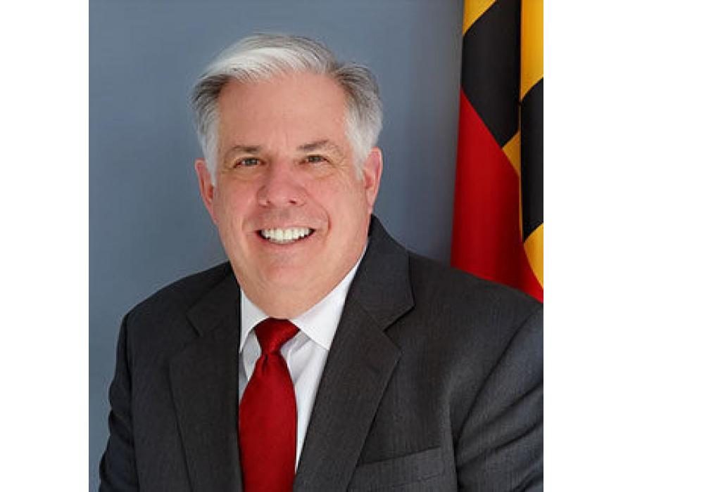 Gov. Larry Hogan announced on Dec. 19 $461 million in new traffic relief initiatives for the Baltimore region.