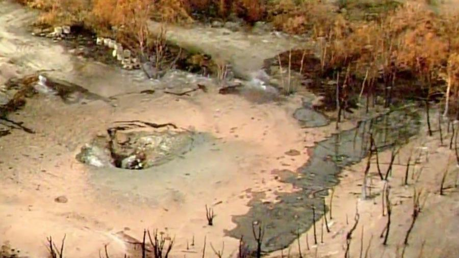 Concerns over aging gas pipelines follow a November gas explosion in Orion Township that left a 20-ft.-deep crater near the pipeline.