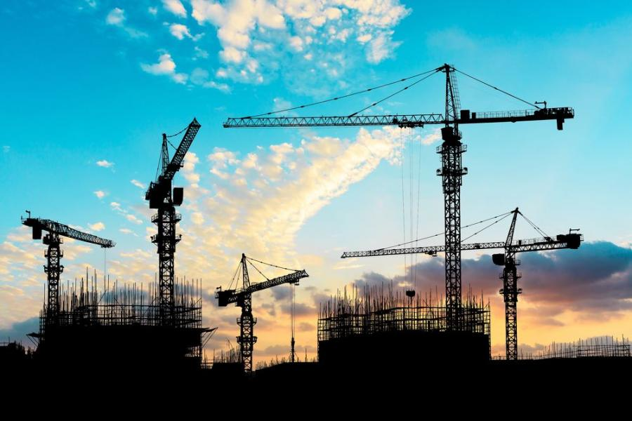 The construction industry made a big impact all over the country in 2017.