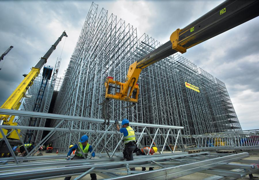 Construction is single-handedly the largest branch of manufacturing in the economy of the United States, contributing as much as 4.7 percent to the country's gross national product.