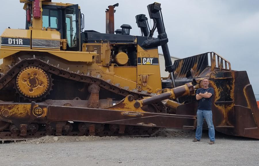 Charles Countryman recently launched Cloverfield Machinery LLC in Tyler, offering traditional sales, as well as consignment services and online auctions. The company is located between Dallas/Fort Worth, Houston and Shreveport, La.