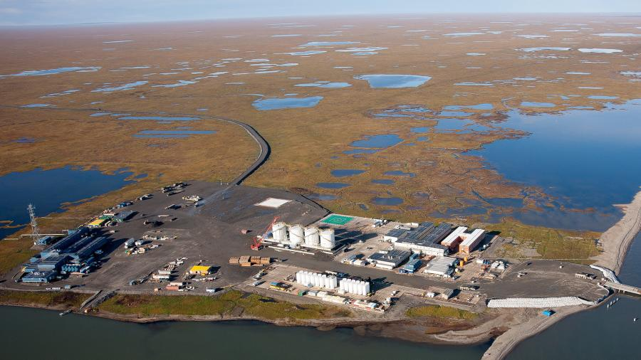 The state has approved the project that would expand development of the Point Thomson gas field.