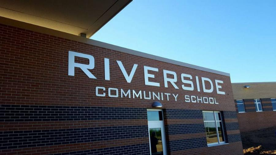 Kevin and Dean Schechinger are set to purchase the former Riverside High School properties to convert them for use as community educational and recreational facilities. 