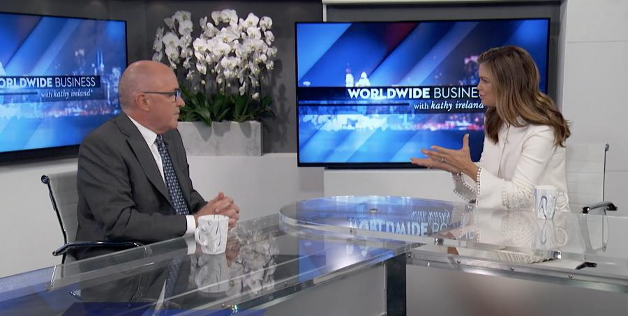 Worldwide Business with kathy ireland is pleased to announce an exclusive interview with Rick Johnson, CEO of Charles Machine Works.