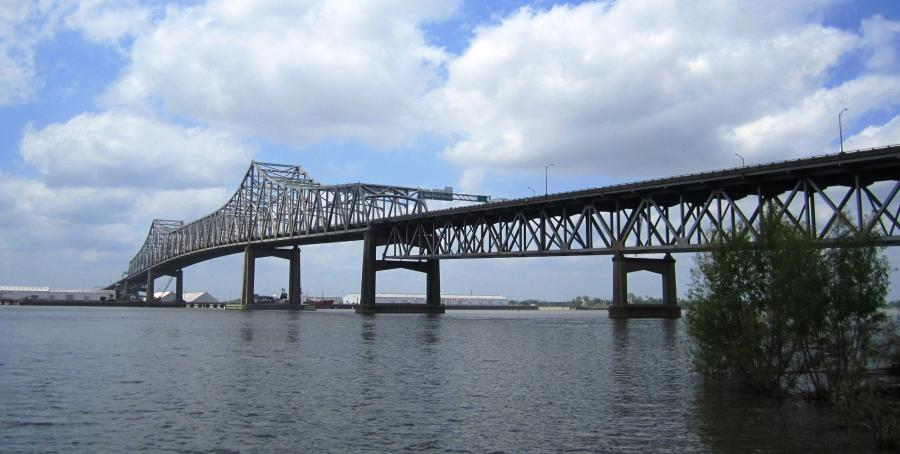The biggest-ticket project is a $350 million widening of Interstate 10 from the Mississippi River Bridge to Interstate 12 in Baton Rouge, a daily chokepoint also considered one of Louisiana's most dangerous stretches of roadway.