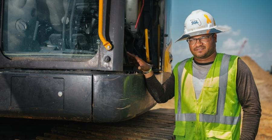Roberto Rodriguez is one of the many operators working on the I-4 Ultimate project.