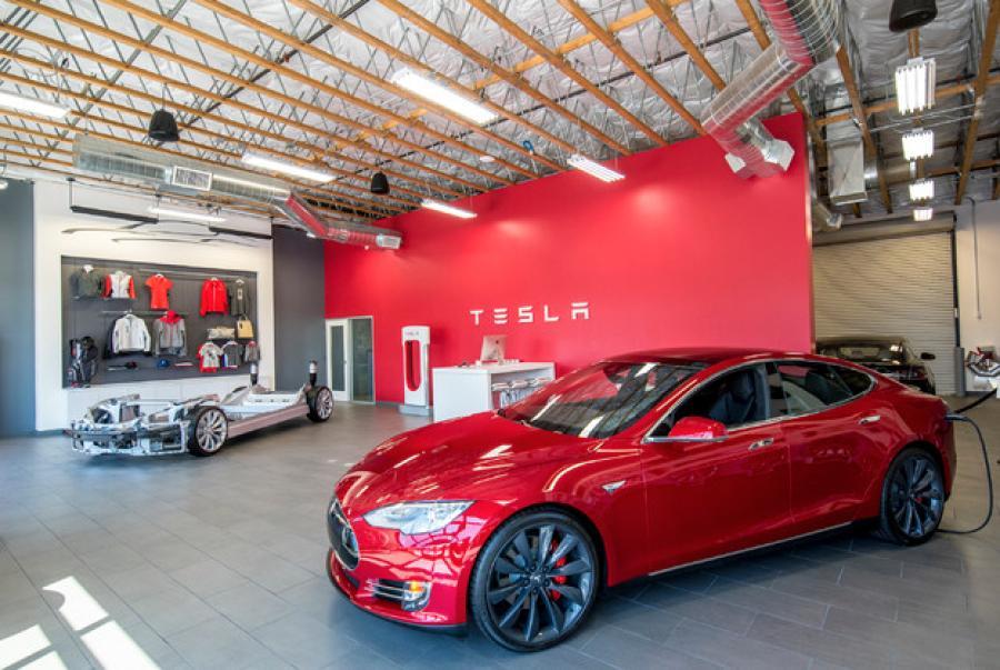 Tesla Motors Inc. enjoyed more than $150 million worth of Nevada tax breaks last fiscal year. (Joshua Dahl/Las Vegas Review-Journal photo)