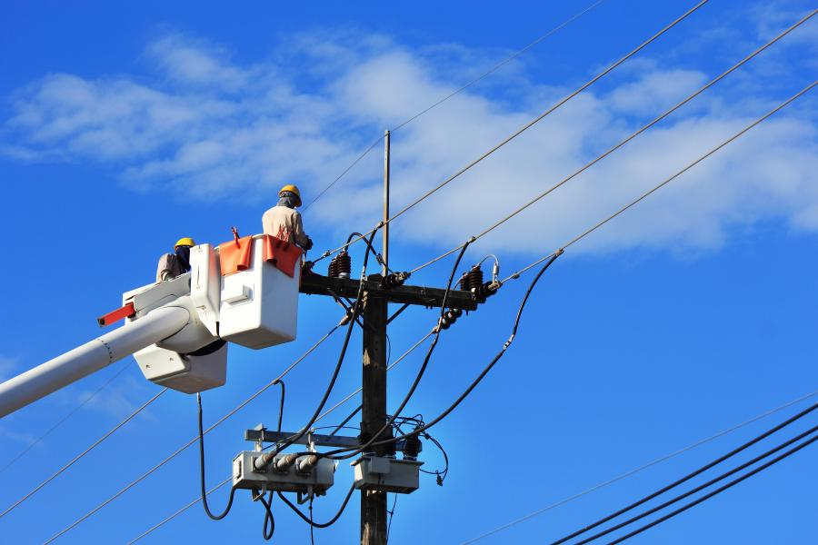 By Sept. 9, AEP Texas, along with thousands of workers from American Electric Power, contractors and other utilities helped to restore power to over 96 percent of the customers who could still take power following the storm, which made landfall on the evening of Aug. 25.