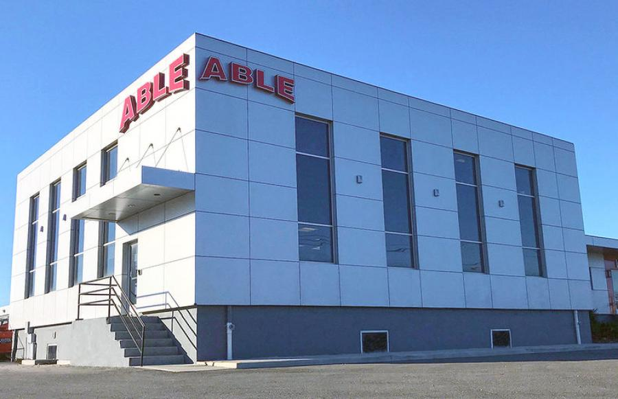 Located in Chester County at 1799 Horseshoe Pike in Honey Brook, Pa, Able's newest branch is well situated to deliver equipment throughout central Pennsylvania.