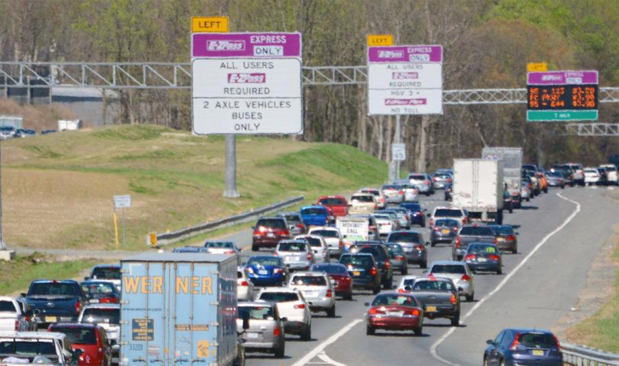 Gov. McAuliffe announced that the state accepted a proposal from Transurban to extend the Interstate 95 Express Lanes southward another 10 mi. to Fredericksburg.