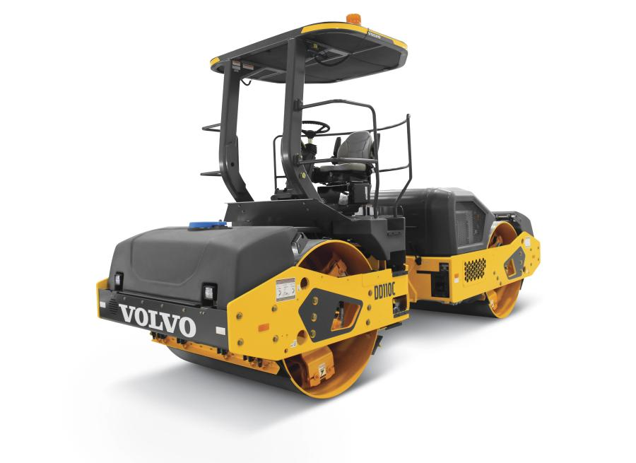Asphalt compactors on display will include the new CR30B combination roller, DD35B 54-in. roller and8-amplitude DD110C, as well as the latest B-series pavers and soil compactors.