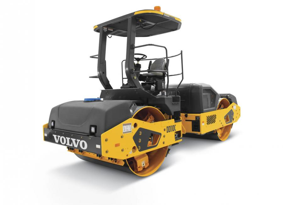 Asphalt compactors on display will include the new CR30B combination roller, DD35B 54-in. roller and 8-amplitude DD110C, as well as the latest B-series pavers and soil compactors.