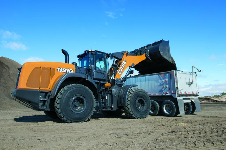 Case Construction Equipment introduced the 4-wheel drive W9 in 1958. Today the company offers a full range of compact and full-sized wheel loaders for everything from road construction to supply yards and quarries.