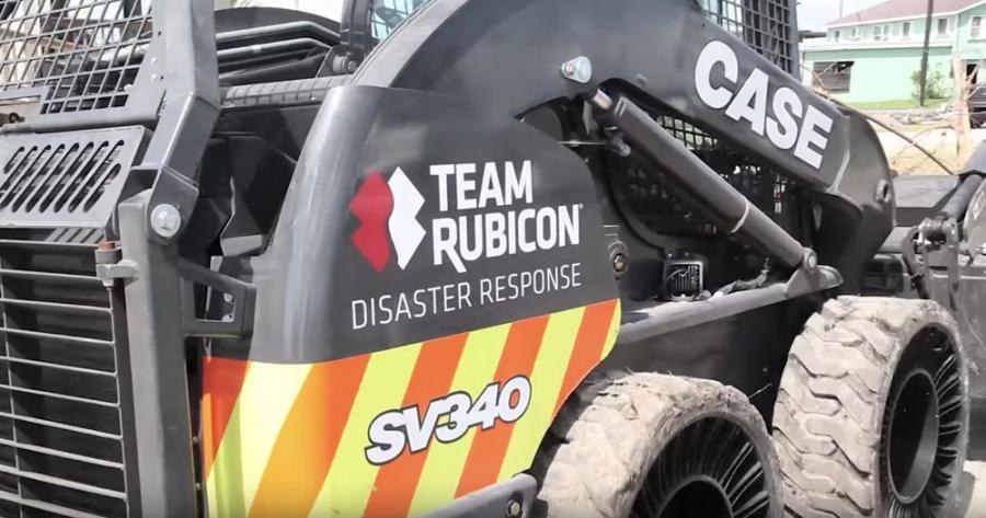 Together, Team Rubicon and Case have been deployed to numerous disaster response and community service projects across North America.