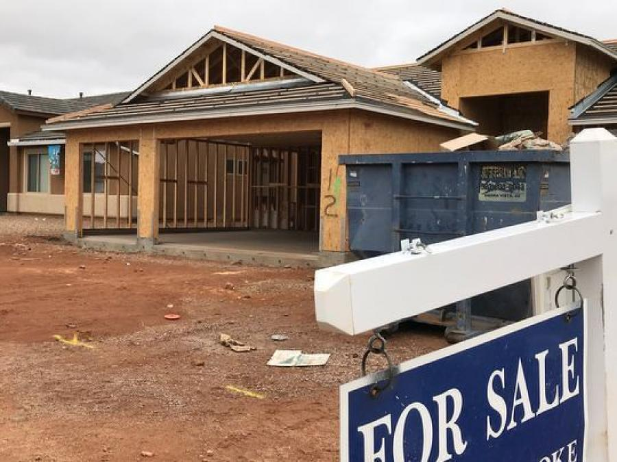 Cochise County developer Rick Coffman said developers have complained that the labor shortage is slowing down production and hurting home sales.