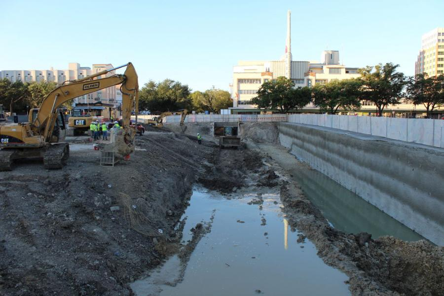 Bexar County has pledged a total of $125 million to fund the design of all four phases of the San Pedro Creek Project, as well as the construction of Phases I and II.
