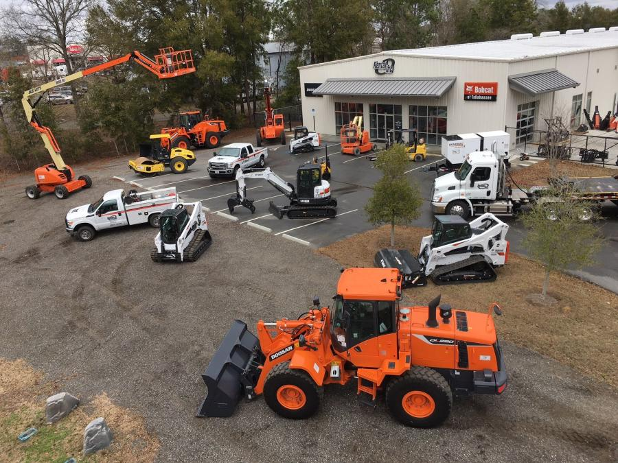 H&E is one of the largest integrated equipment services companies in the U.S. with 83 full-service facilities throughout the West Coast, Intermountain, Southwest, Gulf Coast, Mid-Atlantic and Southeast regions.