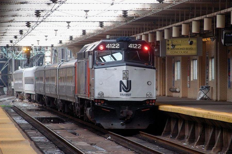 Kevin Corbett was named new executive director of N.J. Transit. 