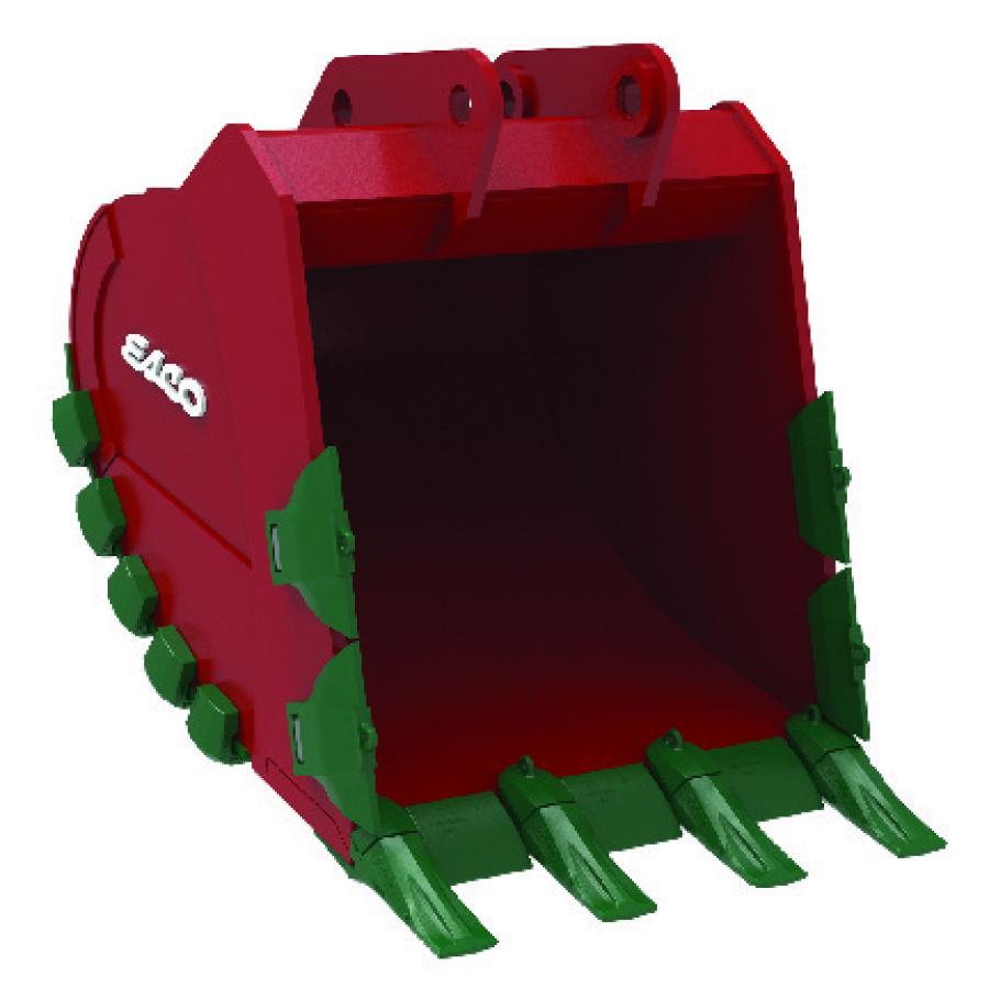 Esco's SXDP plate lip bucket