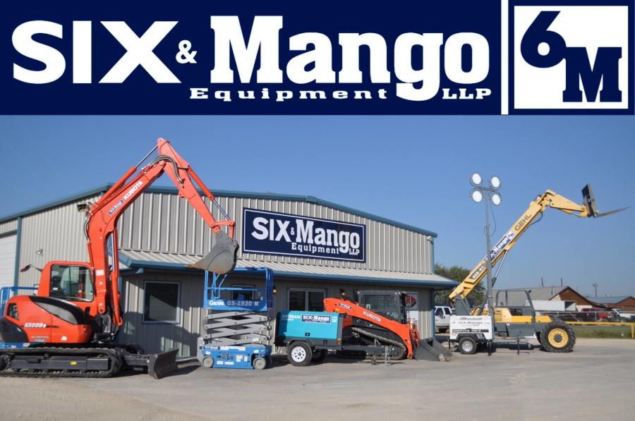 Six & Mango Equipment owners, David Six and Jim Mango, have more than 50 years of combined experience in the Texas equipment market.