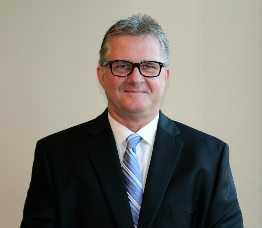 Hubert Norris, Ring Power Corporation's newest board member and senior vice president and  director of Parts Operations.