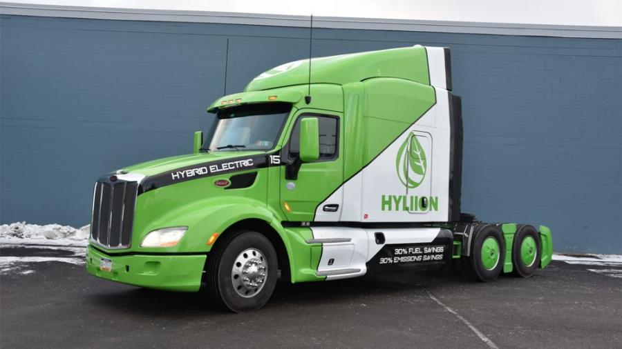 Hyliion offers fleets an easy, efficient way to decrease fuel expenses and lower emissions by instantly turning semi-tractor trailers into intelligent electric hybrid vehicles.
