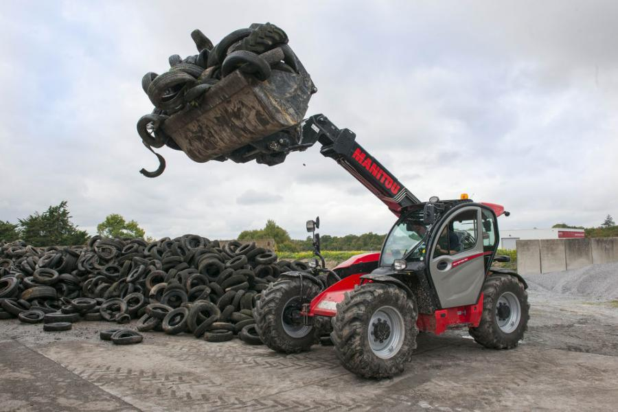 Three new MLT (Manitou loading telescopic handlers) NewAg models will be launched in North American in 2018 — the Manitou MLT 630, MLT 733 and MLT 737.