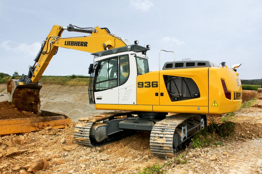 The Liebherr R 936 Demolition Excavator is the ideal machine for any of your ground level demolition needs