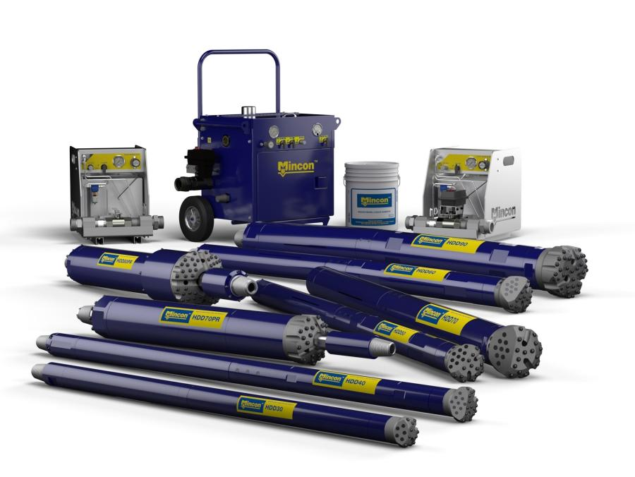 As part of the agreement, Vermeer dealers are now the exclusive channel for Mincon HDD air hammer systems, HDD pull reaming hammers and HDD support equipment, including HDD support stations and oilers.