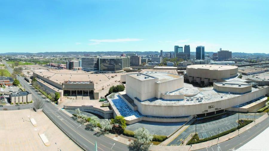 The Birmingham-Jefferson Convention Complex (Alabama Public Radio photo)