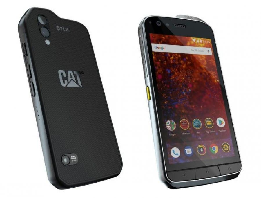 Caterpillar announced its newest model—the Cat S61—at the Mobile World Congress 2018, which boasts an even better camera than before, The Verge reported.