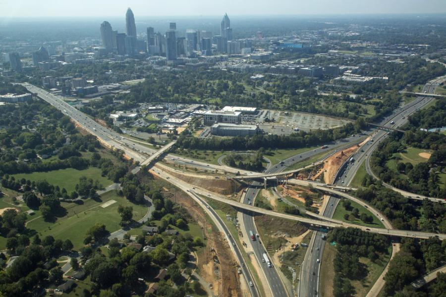 Since November 2015, commuters moving up and down the Interstate 77 corridor from uptown Charlotte north to the suburban community of Mooresville have resigned themselves to slogging through heavy traffic every morning and evening.