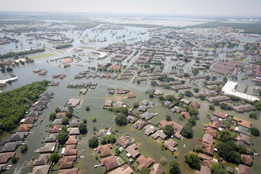 More than $1 billion in federal funds  can be used on projects to help prevent or lessen damage from future storms.