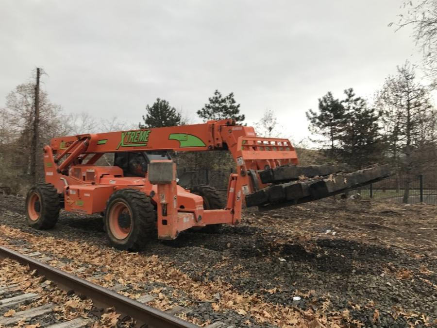 The CP243 Interlocking Project calls for a powered switch and signal system that allows trains to move from one track to another.