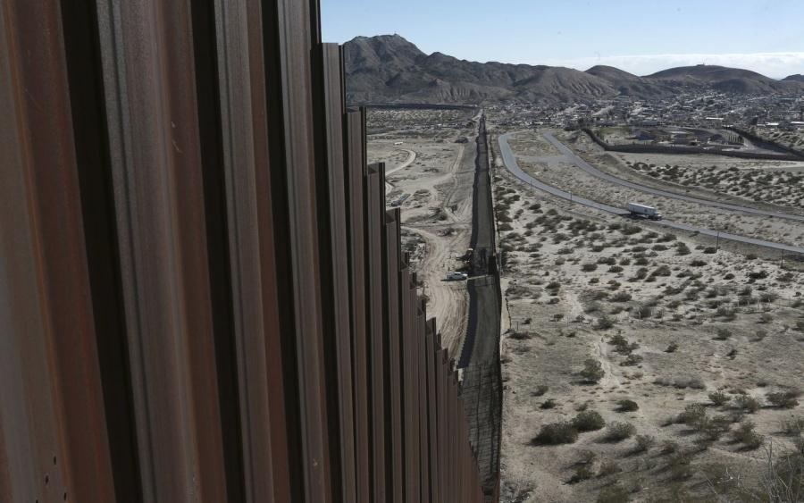 News of the contract comes as a federal judge in California sided this week with President Donald Trump on a challenge to building his promised border wall.