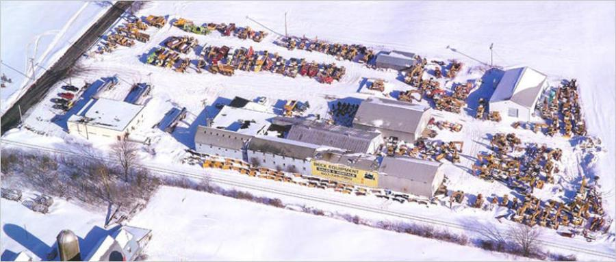 Beck Equipment currently has more than 150 machines, ranging from dozers, graders, loaders, articulated dump trucks, compactors, fork lifts, and more; along with more than 1,000 attachments, all of which are located at its 25,000-sq.-ft. facility in Preble, N.Y.