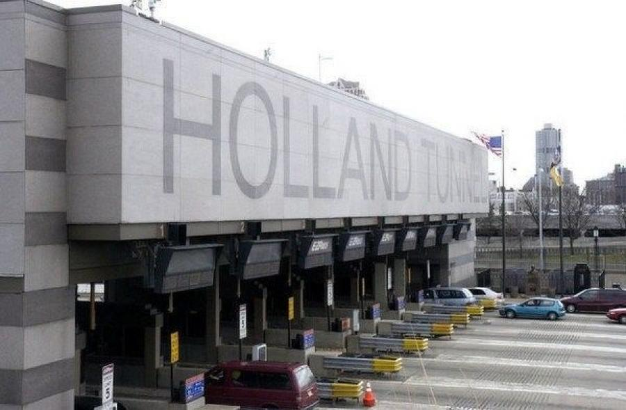 The Port Authority Board of Commissioners approved $364.2 million for a major rehabilitation and resiliency project for the Holland Tunnel.  (Jersey Journal photo)