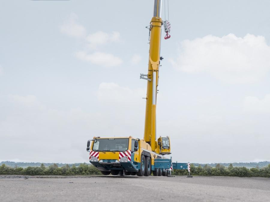 Wiesbauer recently added a Demag AC 55-3 to its fleet.