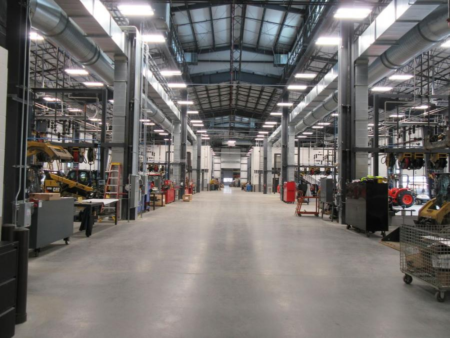 Macallister Machinery Opens New Hq In Indianapolis