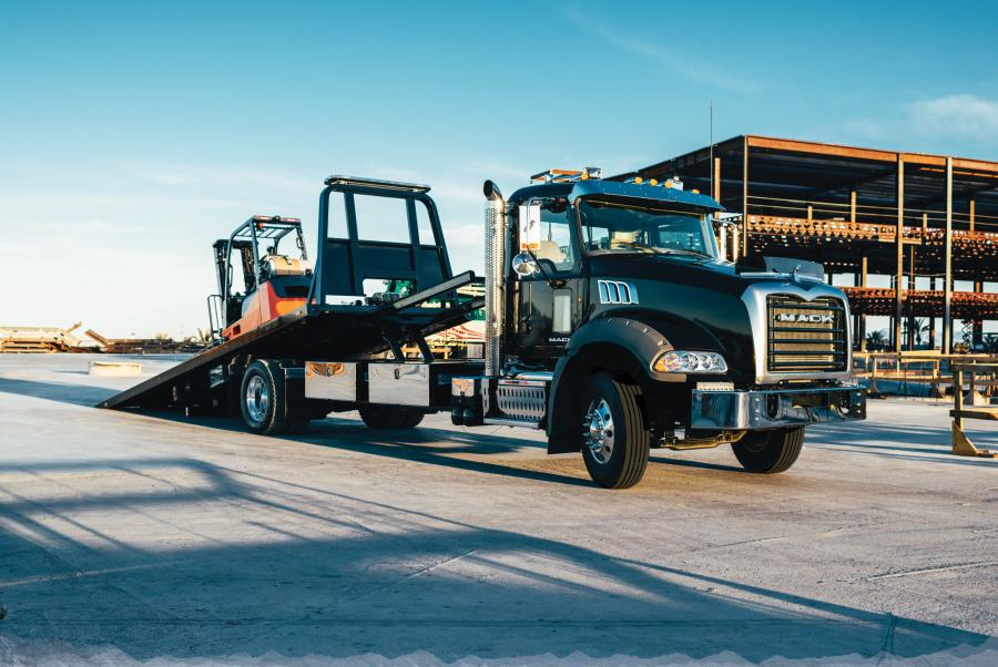 Mack Trucks announced several new enhancements to its Mack Granite medium heavy duty (MHD) model, increasing its versatility and enabling even more cost-effective choices for customers demanding a durable but lighter work truck.