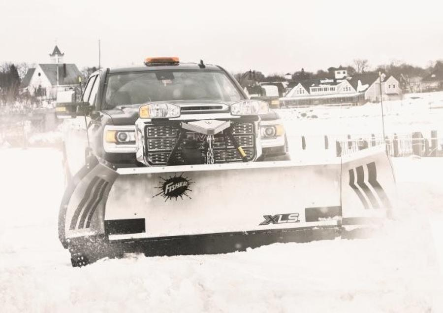 """Plow operators need to be ready to handle a wide range of situations, and that's why we're giving them even more options on our most versatile plow,"" said Tyler Jones, product manager of Fisher."